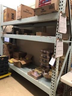 Metal racks for Sale in E RNCHO DMNGZ, CA