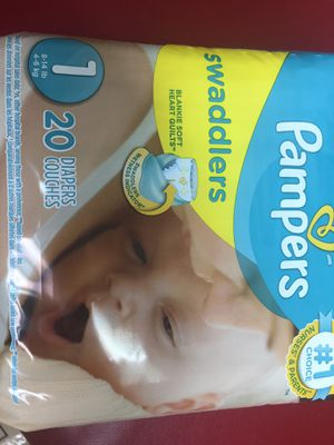 Pampers for Sale in Aurora, IL