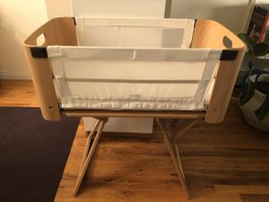 BEDNEST Baby Bedside Crib Bassinet - Great Condition! for Sale in Brooklyn, NY