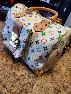 Louis Vuitton Takashi murakami bag purse for Sale in Atlanta, GA