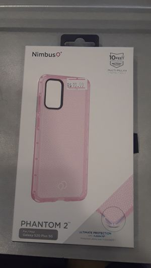 Phone Case Samsung s20plus/5G for Sale in Oklahoma City, OK