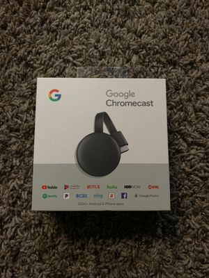 Google Chromecast for Sale in Baltimore, MD