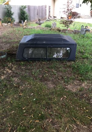 Leer camper shell for Sale in Tulsa, OK