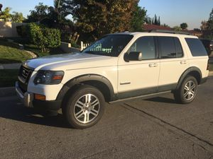 2007 Ford Explorer XLT 4 Door 4x2 Fully Loaded 1 Owner for Sale in Upland, CA