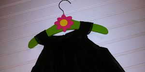 Girls size 2T black flowy holiday dress for Sale in Tacoma, WA