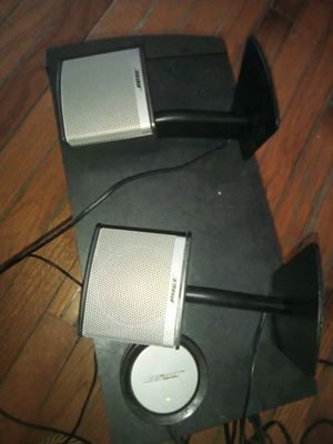 Bose Surround Speaker Set (Great Sound) for Sale in Oxon Hill, MD