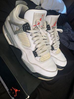 Air Jordan 4 for Sale in Dearborn, MI