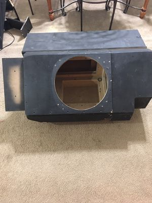 "Custom 15"" subwoofer box for Sale in Nashville, TN"