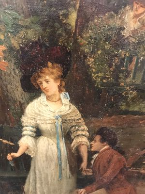 Antique painting for Sale in Queens, NY