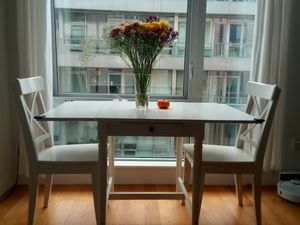 Kitchen table with two chairs for sale for Sale in Brooklyn, NY