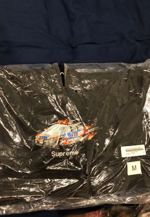 Supreme Cop Car Hoodie M for Sale in Gurnee, IL