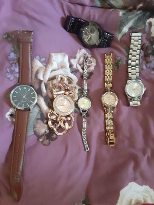 Relojes en buenas condiciones for Sale in Dallas, TX