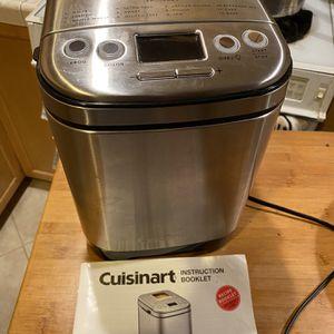 Cuisinart Compact Automatic Bread Maker for Sale in Glendora, CA