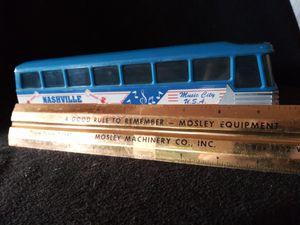 Nashville Bus bank for Sale in Kansas City, MO