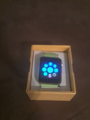 New never used smart watch in original packaging unlocked has SIM slot for Sale in Wichita Falls, TX
