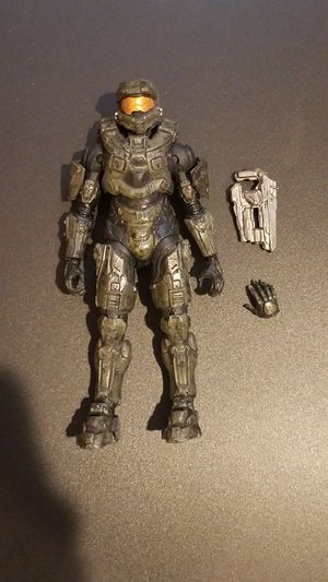 McFarlane Toys Halo 4 Series 1 Master Chief Figure Loose for Sale in Los Angeles, CA