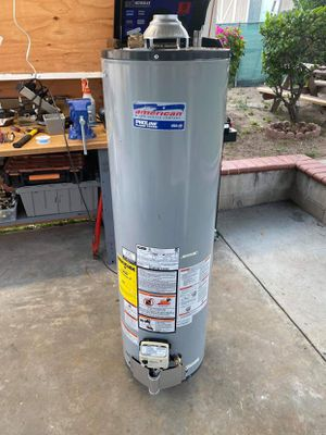 50&50 gal water heater for Sale in San Diego, CA
