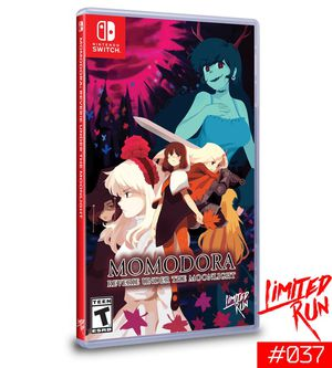 Momodora: Reverie Under the Moonlight for Nintendo Switch for Sale in Apple Valley, CA
