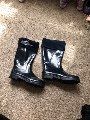Women's 8 Apple Bottoms rain boots for Sale in Orlando, FL