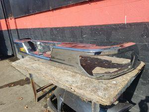 Chevy silverado 1500 rear bumper 2019-2020 for Sale in South Gate, CA