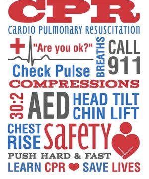 CPR certification for Sale in Dallas, TX