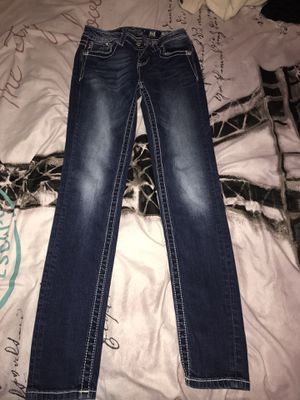 Miss me jeans , boot cut jeans, & ripped jeans for Sale in San Angelo, TX