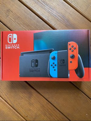 Nintendo Switch — NEW for Sale in Charlotte, NC