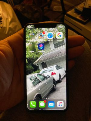 iPhone X 256GB AT&T for Sale in Lansdowne, PA