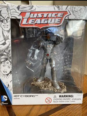 Justice league cyborg for Sale in Grand Prairie, TX