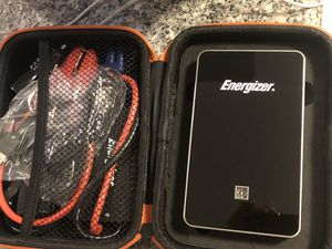 Portable Lithium Jumpstarter Cable Charger and Kit for Sale in Santa Monica, CA
