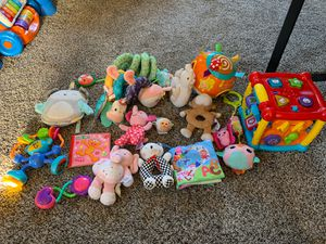 Baby toys for Sale in Aloha, OR