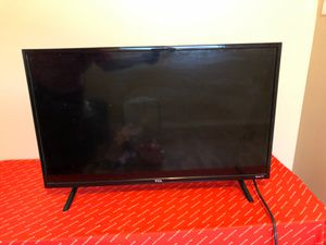 TCL ROKU TV 32 inch $150 for Sale in Bellwood, IL