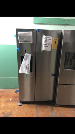 Whirlpool side by side!! for Sale in New Lenox, IL