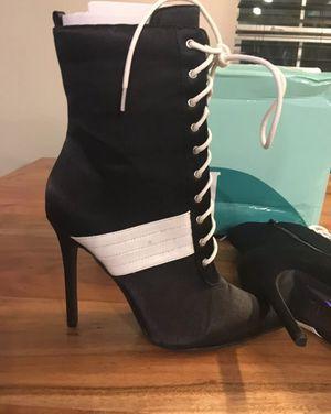 Fahrenheit Donna-02 Pointed Toe Women's Sneaker Heeled Boots sz 7 for Sale in Alafaya, FL