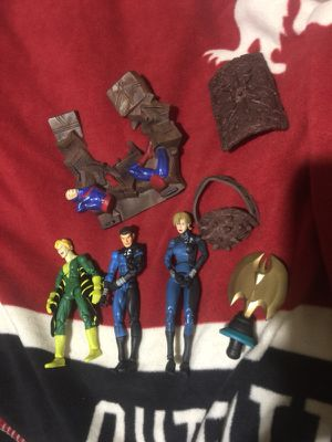 Marvel action figures and some random accessories for Sale in Chicago, IL
