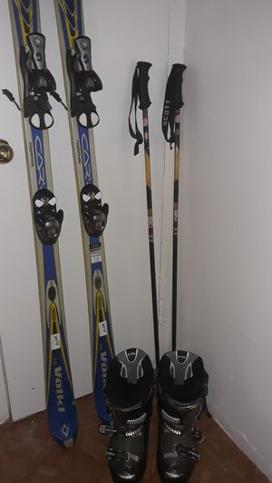 Complete Ski Set for Sale in The Bronx, NY