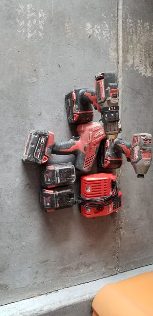 Milwaukee tools for Sale in Henderson, NV