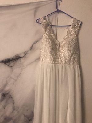 Fashionova wedding dress for Sale in Vallejo, CA