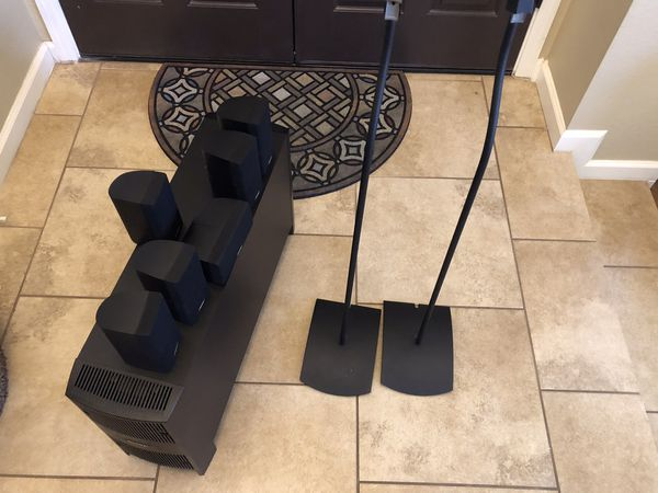 Bose acoustimass 16 , 6.1 Speakers