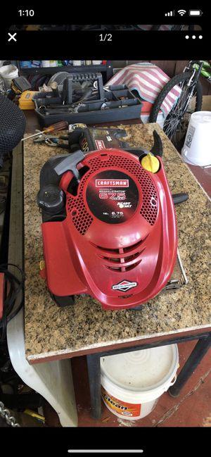 Craftsman 190cc pressure washer engine (no mount) for Sale in Miami, FL
