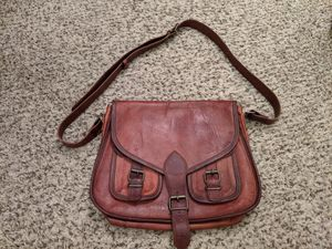 Komal's Passion Leather messenger bag for Sale in Las Vegas, NV