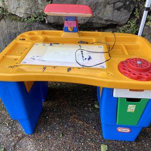 Fisher Price Kids Desk for Sale in Seattle, WA