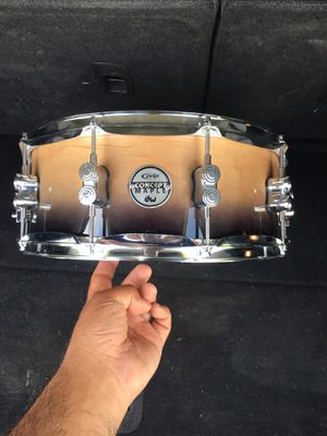 Pdp concept by dw maple snare 14x5.5 for Sale in Norwalk, CA