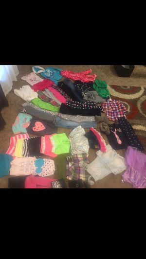 Girl clothes Size 4t boots size 8-9 for Sale in Lake Forest, CA