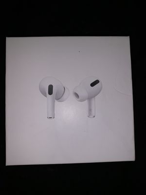Apple AirPod pro gen 3 headphones Bluetooth like new with box for Sale in Tampa, FL