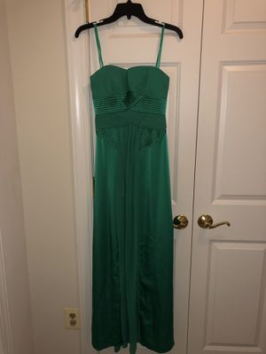 BCBG Satin Prom/Formal Dress for Sale in Annandale, VA