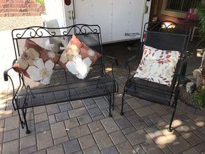 Rocking Outdoor Patio Set for Sale in Phoenix, AZ