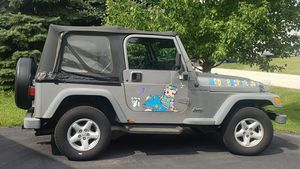 2000 jeep wrangler for parts for Sale in Elk Grove Village, IL