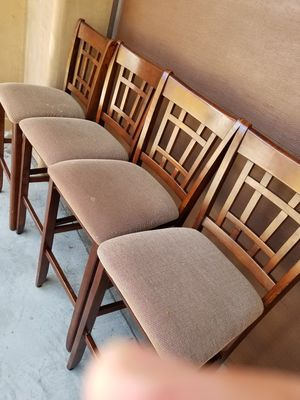 Set of 4 chairs for Sale in E RNCHO DMNGZ, CA