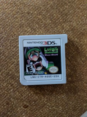 Nintendo 3ds Luigi's mansion for Sale in Queens, NY